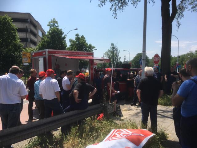 Tarifflucht Der Arbeitgeber Im Kfz Handwerk Ig Metall Darmstadt